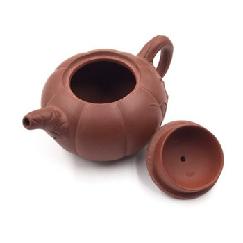 Leaf Yixing Teapot | TWTP18