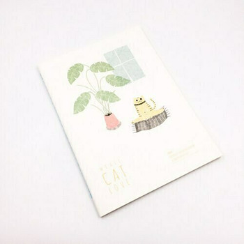 "Joytop Notebook | ""We All Love Cats"" | Style C | JTN01C"