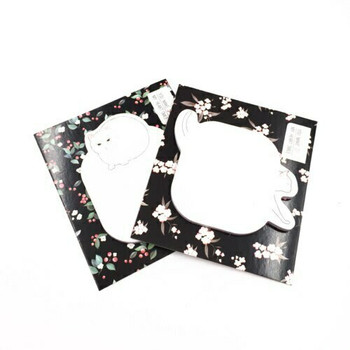 Cute Animal Sticky Notes   6924401002729