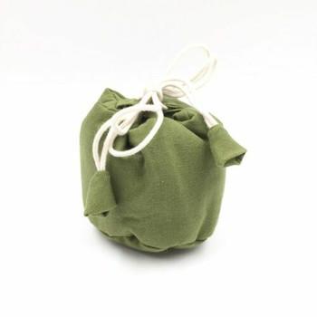 Teaware Bag   Green   TF35D