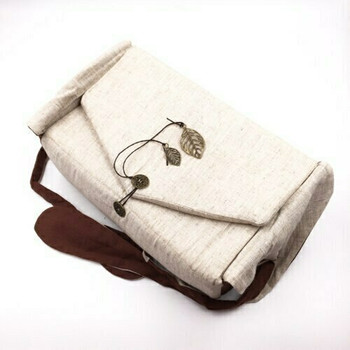 Tea Ceremony Picnic Bag | Brown | TF02