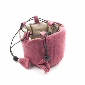 Teaware Bag | Small | Raspberry | TF30