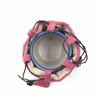 Teaware Bag | Small | Raspberry | TF30