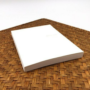 """Gold """"Note For"""" Basic Notebook   Small   Dotted   6925952219925"""