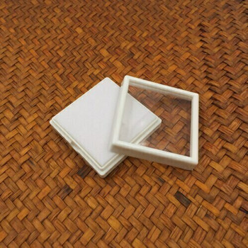 White Jewellery Display Box | 6x6cm | TYM66W
