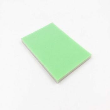 Rubber Cut Plate | Pastel/White | 10 x 7 cm | YX0008