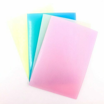 Rubber Cut Plate | Translucent Colour | 20.8 x 14.4 cm | YX0031