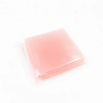 Rubber Cut Plate | Translucent Colour | 4.9 x 4.9 cm | YX0049