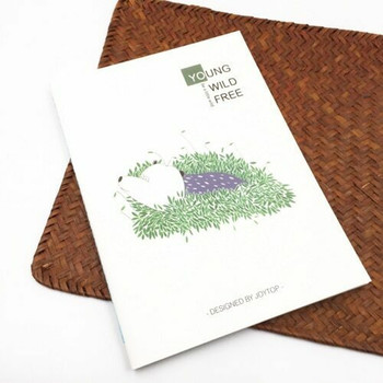 "Joytop Notebook | ""Be a Little Wild"" | Style B | JTN11B"