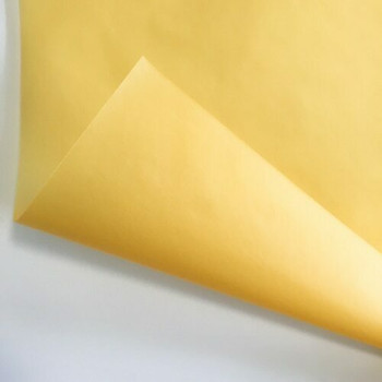 Vellum Paper | Golden Yellow  |  79x54.5cm |  VP79109-11
