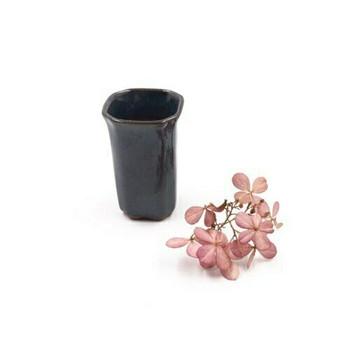 Mini Plant Pot | 3.5 x 5 cm | Teal | XXZ29