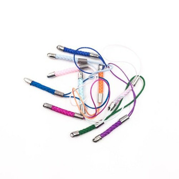Coloured Charm Hangers   Pack of 10   CHM10