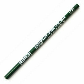 Green Underglaze Pencil | UPLGN