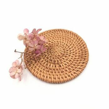 Woven Circle Mat | Small 10cm | WM10