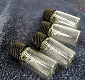 3ml Glass Viles | Set of 4 | GVS4