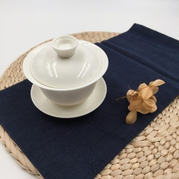 Small Porcelain Gaiwan | Throwing Lines | G03