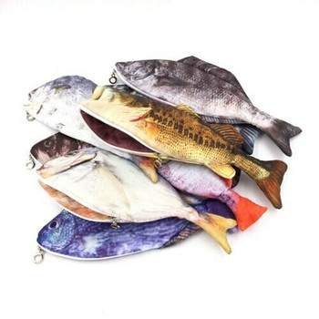 Fish Pencil Cases   Style Options   H1931