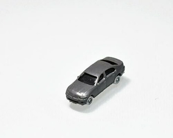 Scale Model Car   1:200 (10x26mm)   Grey   Sold by Pc   AM0013