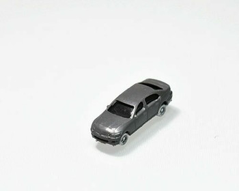 Scale Model Car | 1:200 (10x26mm) | Grey | Sold by Pc | AM0013
