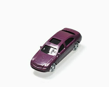 Scale Model Car | 1:150 (33x12mm) | Purple | Sold by Pc | AM0004