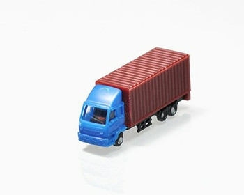 Scale Model Truck   1:200 (41x11x15mm)   Reed   Sold by Pc   AM0016