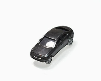 Scale Model Car | 1:150 (33x12mm) | Black | Sold by Pc | AM0006
