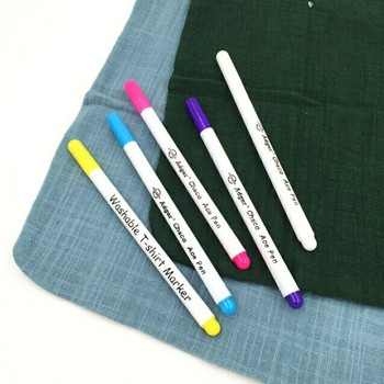 Washable Fabric Markers | Colour Options | H2023.2