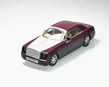 Scale Model Car | 1:50 (112x40x32mm) | Purple | Sold by Pc | AM0018