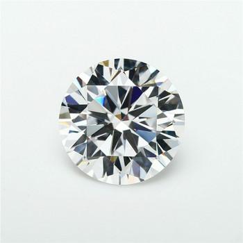 5A Diamond CZ | Round Heart & Arrow Cut | H1902D