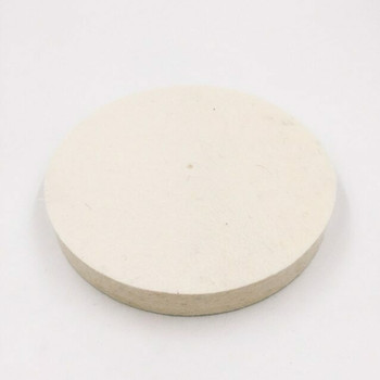 Felt Polishing Wheel | 6-inch dia. | H203602