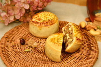 M3 | Moon Cake | Mixed Nuts