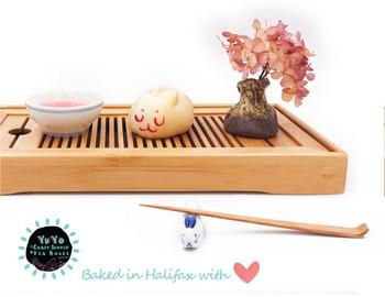 M2 | Moon Cake | Organic Red Bean (Adzuki Bean)