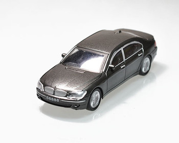Scale Model Car | 1:50 (104x38x26mm) | Black| Sold by Pc | AM0019