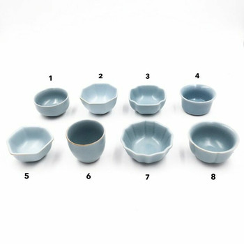Blue Tian Qing Teacups | H1906