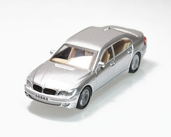 Scale Model Car | 1:50 (104x38x26mm) | Silver | Sold by Pc | AM0020