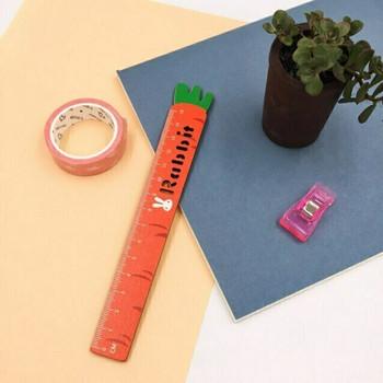Carrot Ruler | 15cm | H200903