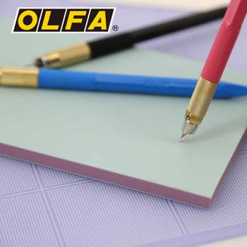 OLFA Exacto Knife | Blue | 4901165202918