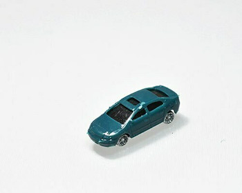 Scale Model Car | 1:200 (10x26mm) | Blue Grey | Sold by Pc | AM0010