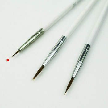 Micro Brush Liner | 5mm Bristles | H205302