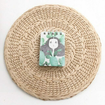 Cactus Girl Note Pad   Style D   CGNP04