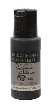 Liver of Sulfur Gel | 1 oz. | SOL-610.01