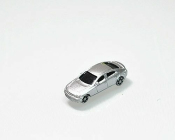Scale Model Car   1:200 (10x26mm)   Silver   Sold by Pc   AM0011