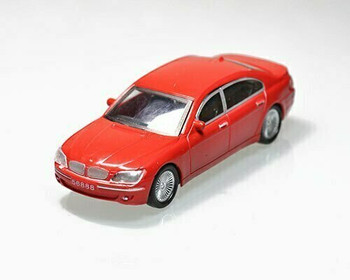 Scale Model Car   1:50 (104x38x26mm)   Red   Sold by Pc   AM0021