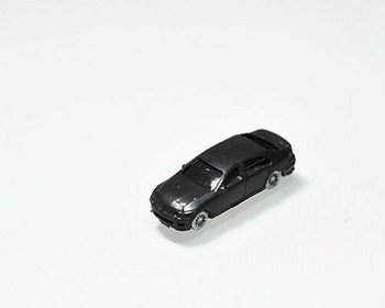 Scale Model Car | 1:200 (10x26mm) | Black | Sold by Pc | AM0012