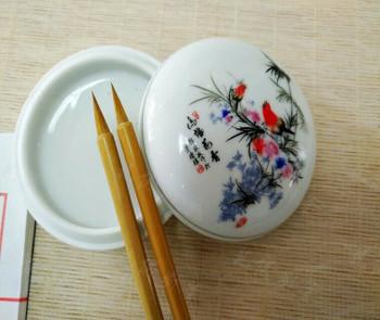 Small Liner Bamboo Brush | Bristle Length: 1.8cm | H196328