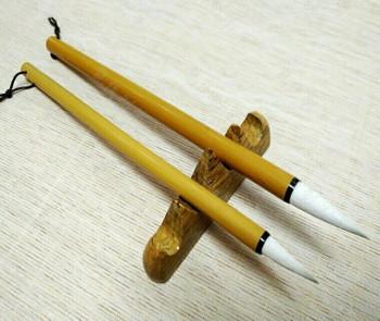 Bamboo Brushes | Goat Hair | H1963G