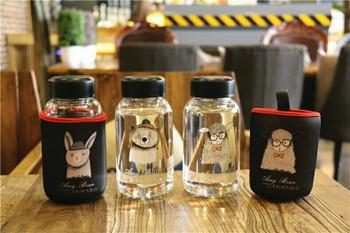 Amy Bear Water Bottles | 600ml | H1913A