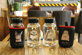 Amy Bear Water Bottles | 600ml | H1913A