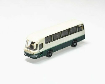 Scale Model Bus | 1:150 (76x18x22mm) | Green | Sold by Pc | AM0015