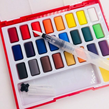 (STRG) Faber-Castell Solid Watercolor Set of 24 | H193416